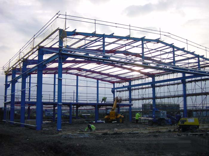 Factory Shed Manufacturer In Kolkata West Bengal India